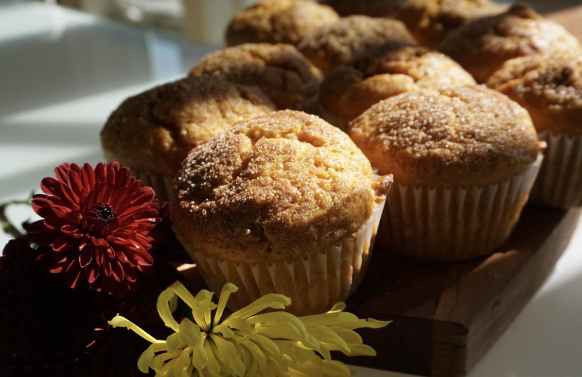 Pumpkin Muffins Redgate Kitchen